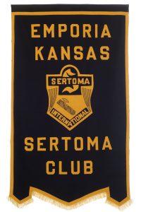 Sertoma Club Banner